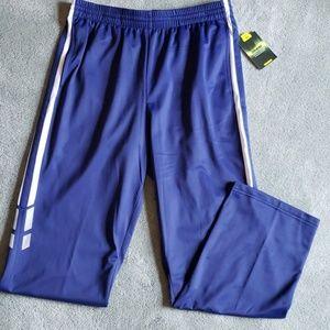 NWT Tek Gear Sz L training pants